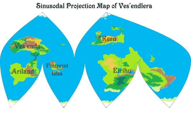 Ves'endlera map, marismckay.com