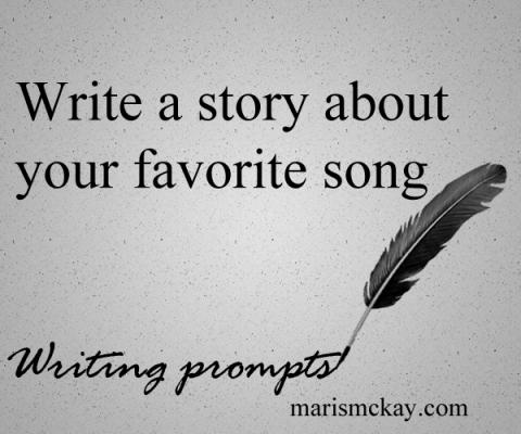 Writing Prompts at MarisMcKay.com