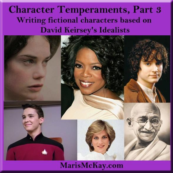 David Keirsey's Idealists. marismckay.com