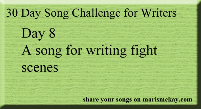 30 Day Song Challenge for Writers. Share your songs on marismckay.com