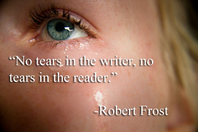 Tears In The Writer, marismckay.com