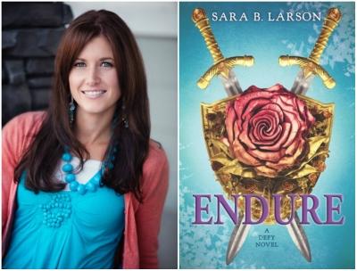"Book Review ""Endure"" for #FlightsofFantasy marismckay.com"