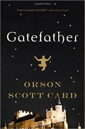"Book Review ""Gatefather"" for #FlightsofFantasy marismckay.com"