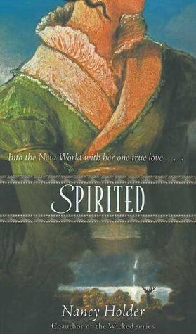 """Book Review """"Spirited"""" for #FlightsofFantasy marismckay.com"""