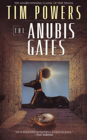 Book review of The Anubis Gates for #FlightsofFantasy